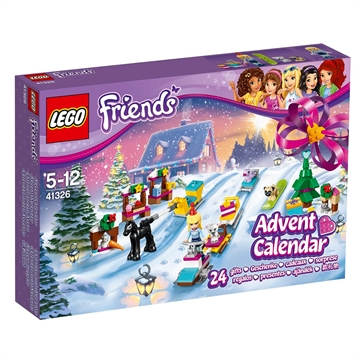 Friends julekalender 41326