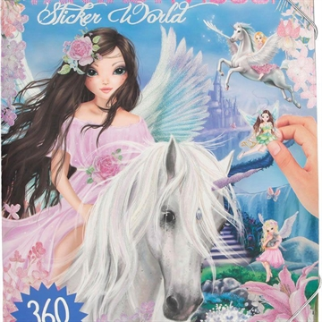 8148 TOPModel Fantasy Model Sticker World