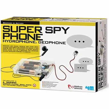 Super Spy Phone Kit 3914