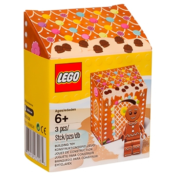 Lego Gingerbread Man 5005156