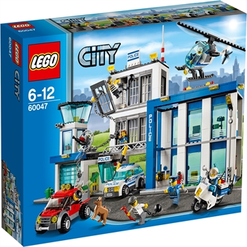 LEGO® City politistationen