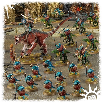 WARHAMMER Start collecting. Seraphon. 70-88