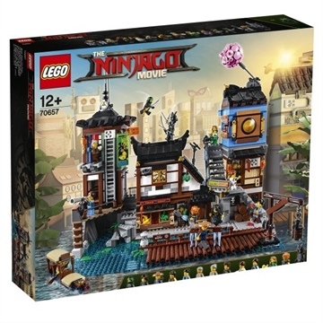 NINJAGO® City havn 70657