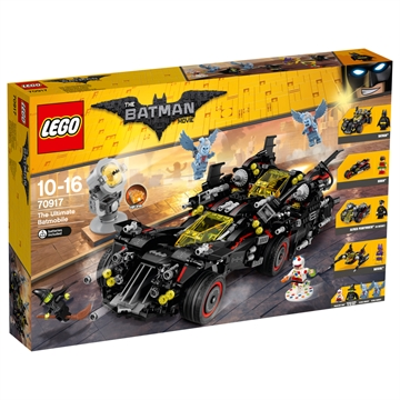 Den ultimative batmobil 70917