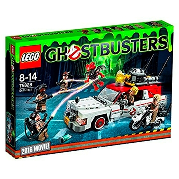 Ghostbusters™ Ecto-1 & 2 75828