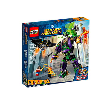 Lex Luthor™ robotkamp 76097