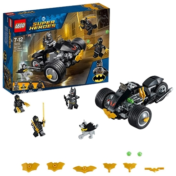 Batman™: The Attack of the Talons 76110