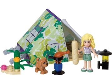 Jungle Accessory Set - hard to find LEGO