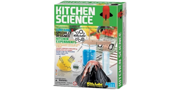 Kitchen Science - Køkken eksperimenter