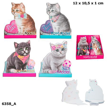 TOPModel Kitty blok 046358