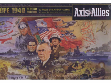 Axis & Allies 1940 Europe 2nd edition #toysstore