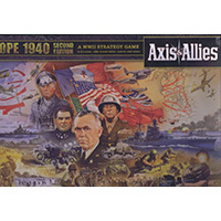 Axis and Allies verdenskrige