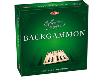 Backgammon træ