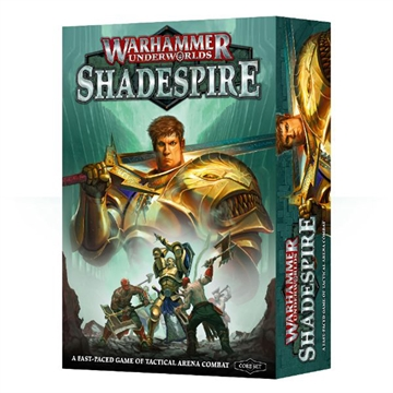 Warhammer Underworlds: Shadespire (Core Game) 5011921088737