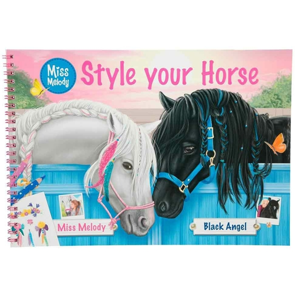 Miss Melody Style your Horse 2783