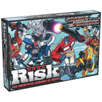 Risk Transformers: The Decepticon Invasion of Earth b27671020